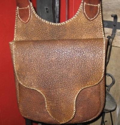 Beavertail Possibles Bag