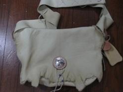 Elkskin Possibles bag