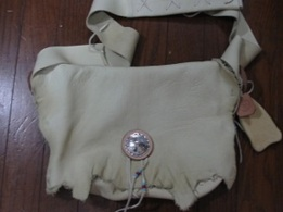 Elkskin Possibles bag